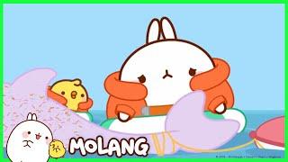 Molang - An Extraordinary Catch | Cartoon for kids