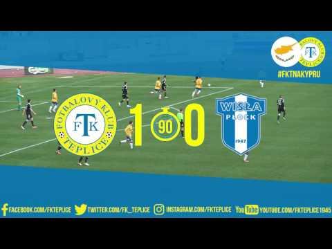 Soustředění na Kypru obrazem - sestřih utkání s Plockem (30.1.2017)