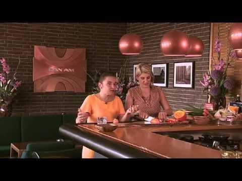 Berlin kocht Kürbis-Lachs-Lasagne