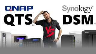 Synology DSM versus QNAP QTS - Which one is the NAS software for your Needs?