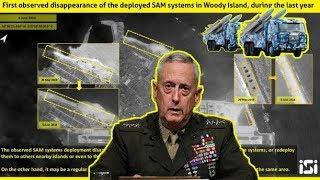 Mỹ tiết lộ lý do Không Ngờ khiến TQ phải vội vàng rút lui toàn bộ Tên Lửa khỏi biển Đông