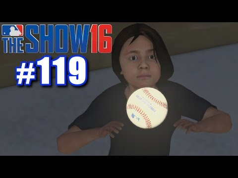 INSANE GLITCH! | MLB The Show 16 | Road to the Show #119