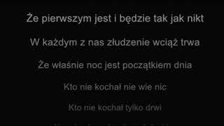 Piotr Cugowski Kto Nie Kochał Tekst