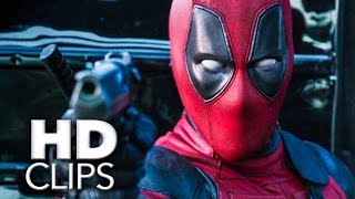 DEADPOOL Filmausschnitte & Trailer Deutsch German 2016 (HD)