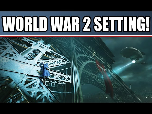 Assassin's Creed Unity New Gameplay Trailer: WORLD WAR 2! Eiffel Tower & Time Travel PS4 Xbox One PC