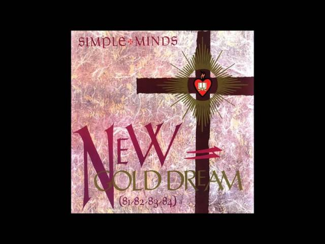 Simple Minds   Someone Somewhere in Summertime   1982