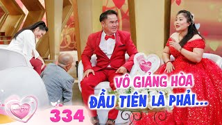 The Newlyweds | Ep 334: Western Vietnamese man has to do it every time wife gets angry