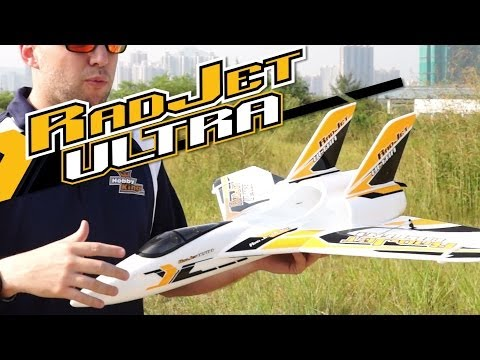 HobbyKing Product Video - Radjet Ultra 790mm 100+ MPH PnF