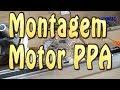 Montagem Motor PPA Basculante
