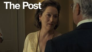 """The Post   """"It's My Company"""" TV Commercial   20th Century FOX"""