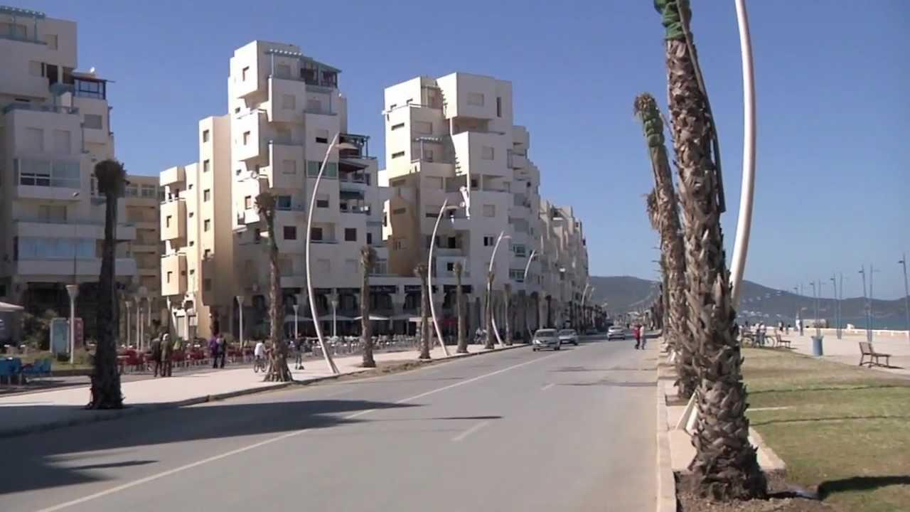 Martil Maroc R 233 Sidences En Construction Youtube