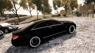 GTA 4 Mercedes Mod [HD]