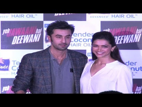 Ranbir-Deepika At 