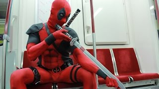 DEADPOOL is getting a DEADPOOL MOVIE!