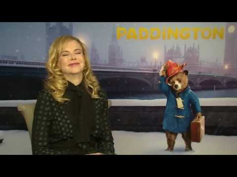 "Nicole Kidman: "" Hugh Bonneville looks great in a dress"" - Paddington interview"