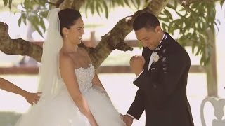 Benji Marshall and Zoe Balbi's Byron Bay Wedding