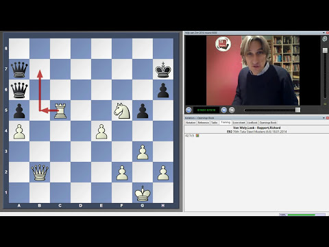 Wijk aan Zee 2014 Round 6 Aronian vs So
