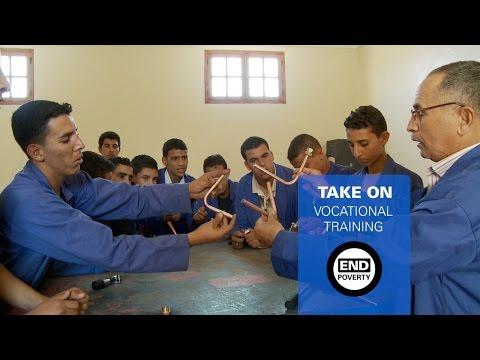 Take On Job Training in Morocco