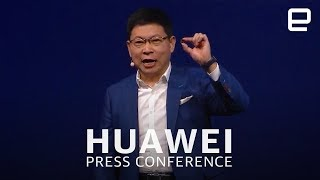 Huawei's IFA 2019 press conference in 11 minutes