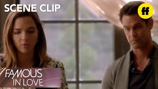 Famous in Love | Season 1, Episode 2: Cassie Works as Topless Maid | Freeform