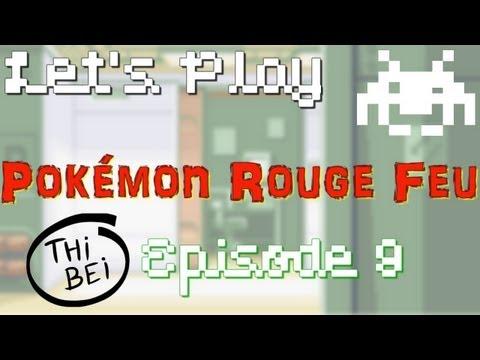Let's Play – Pokémon Rouge Feu – Episode 9 » team rocket «