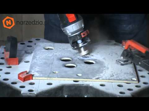 Wycinarka do otworów Bosch GTR 30 CE, frezarka do glazury GTR30CE