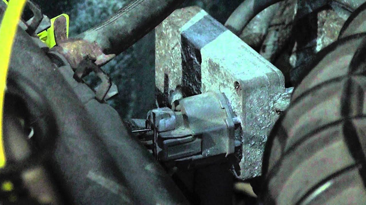 1998 Ford Ranger Egr Flow Trouble Code P0401 Youtube