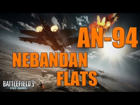 BF3: Nebandan Flats with AN-94