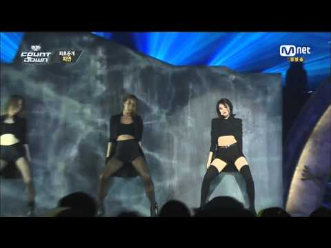 [LIVE HD 1080p] 140522 Jiyeon - Never Ever (1분1초) @M! Countdown Debut Stage