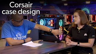 Corsair talks about case design trends | Ask a PC expert