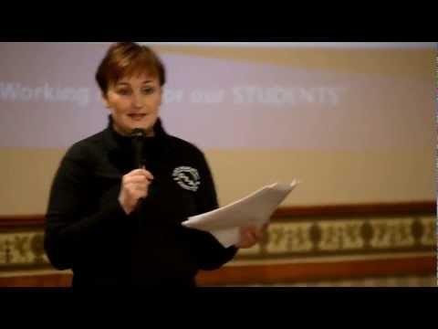Statement by Lisa Guenther, Dixon High School Teacher