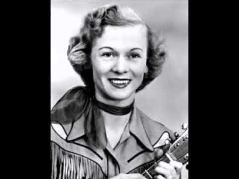 Jean Shepard - It Scares Me Half To Death