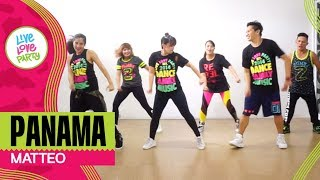 Panama | Live Love Party™ | Zumba® | Dance Fitness