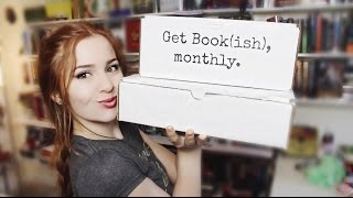 Bookish Box & Lit-Cube Subscription Box Unboxing!
