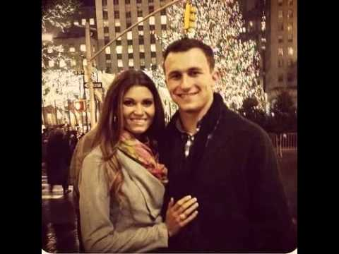 Johnny Manziel dines in Dallas TX with Sarah Savage his model-girlfriend  - Featured Local Link