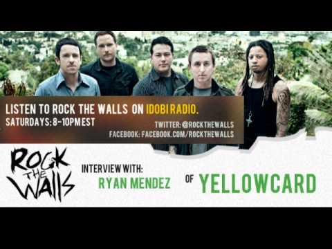 Rock The Walls: Yellowcard Interview with Ryan Mendez