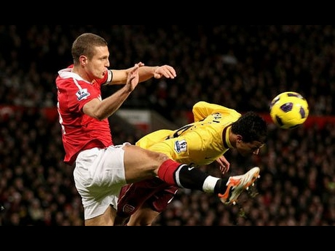 Nemanja Vidic RETIRES - Thank you Captain!