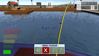 Toad Time Bass Fishing Game Trailer