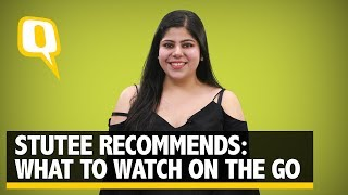 Stutee Recommends: What To Watch On The Go On Netflix And Amazon Prime | The Quint