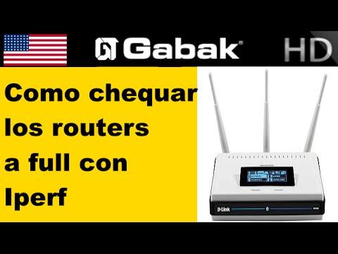 Como comprobar testear un router para saber si funciona?