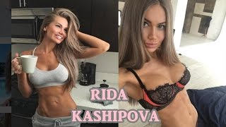 Rida Kashipova - Sexy Fitness Model / All Exercises For The Perfect Body