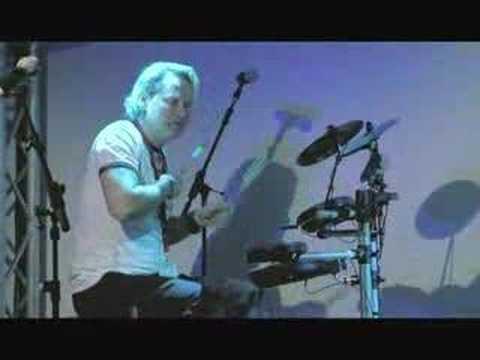 Dirk Brandt on HD-1 V-Drums