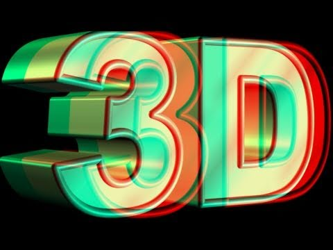 youtube player in 3D