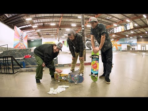 Canadian Skate Or Dice! with TJ Rogers, Mark Appleyard, & Ryan Decenzo