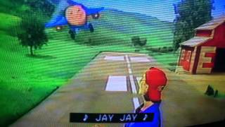 Jay Jay The Jet Plane 2002 Videocasette Theme Song