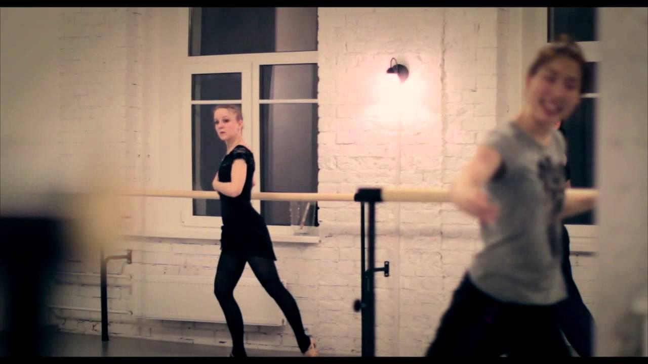 Checking camera angles in my new ballet studio youtube for A new angle salon