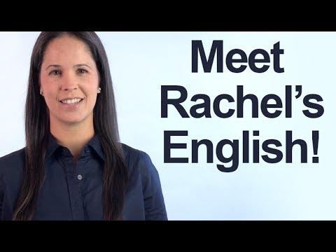 Welcome to Rachel's English!