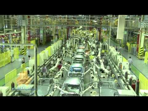 Производство автомобилей Saipa