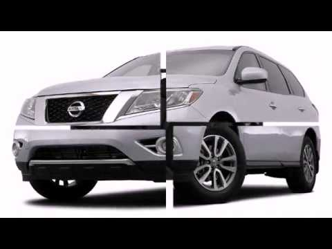 2015 Nissan Pathfinder Video