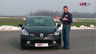 Renault Clio - Emisija SAT